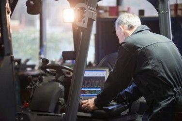 Forklift Repair Image